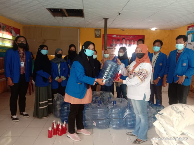 Upaya Mahasiswa KKN UMP Dalam Pencegahan Covid-19 di Desa Sidakangen