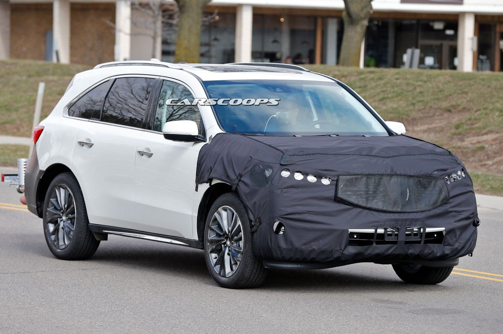 2017 mdx facelift will be the first beakless acura in years. Black Bedroom Furniture Sets. Home Design Ideas