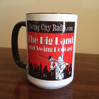 The Big Band and Swing Podcast Coffee Mug