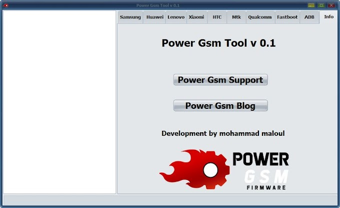 GSM Power tool V0.1 Download Free No Need Of Activation