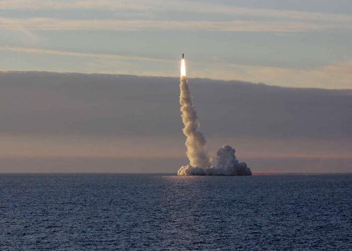 RSM-56 Bulava ICBM