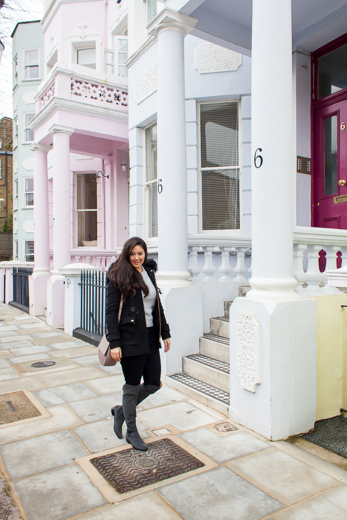 Notting Hill Outfit