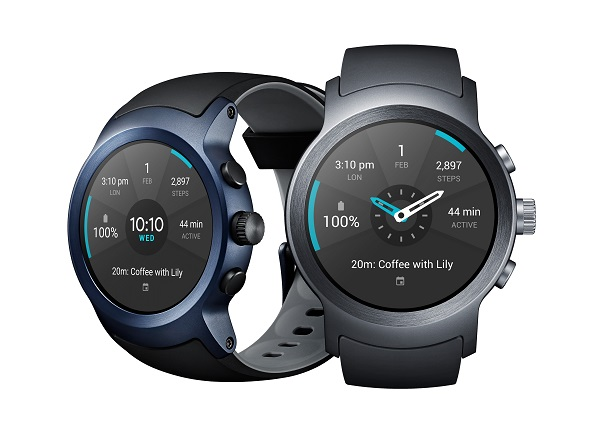 LG Watch Sport and Watch Style announced, world's first smartwatches with Android Wear 2.0
