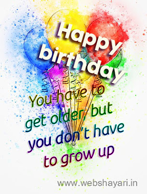 Happy Birthday  on new years first  day wishes quotes images