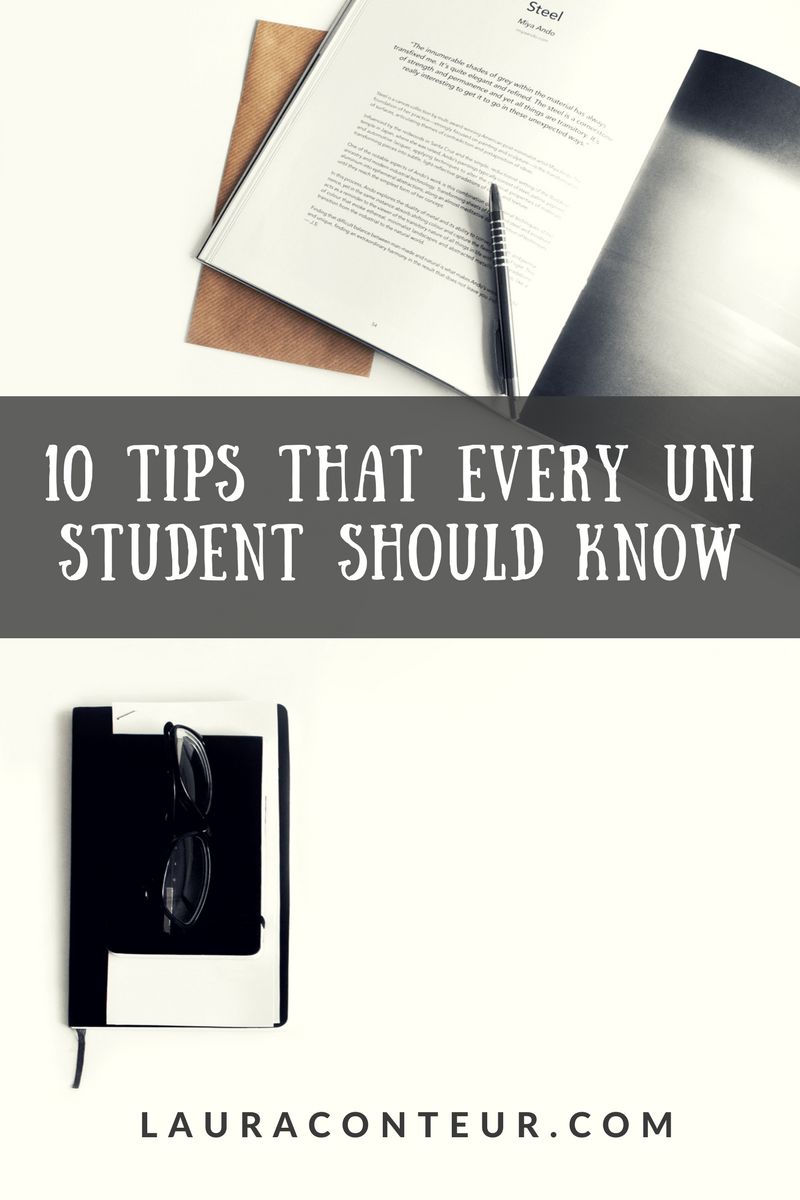 10 Tips That Every University Student Should Know