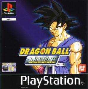 Baixar Dragon Ball GT: Final Bout (1997) PS1 Torrent