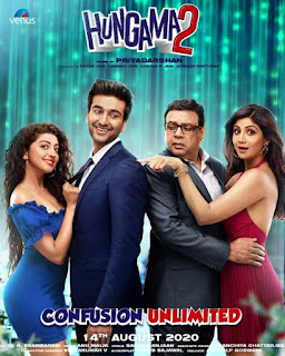 Hungama 2 First Look Poster 1