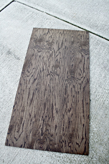 dark walnut stain Minwax