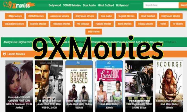 9xmovies - Bollywood, Hollywood Movies Download, Online Watch