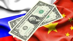 روسيا، الصين، الدولار، اليوان ، الروبل، اليورو، نوفوستي، حربوشة نيوز