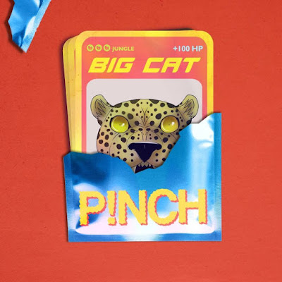 "Allow Us To Introduce You To Saucy Housey Mood-Groove Tune ""Big Cat"" By Artist P!NCH Featuring Brijs + GIRLI!"