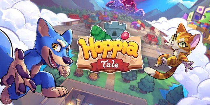 قم بتنزيل Hoppia Tale يمكنك المشاركة في المعارك ضد الوحوش وحماية سلام عالم Hoppia.