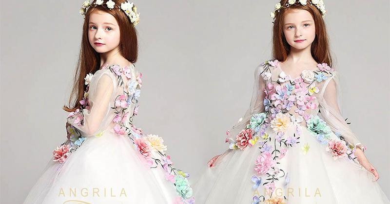 Os vestidos infantis mais lindos da internet!