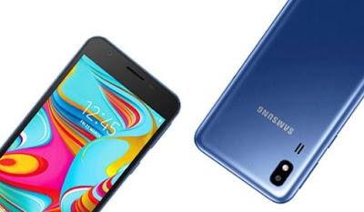 Spesifikasi Layar Samsung Galaxy A2 Core