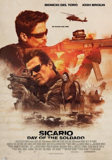 Sicario: Day of the Soldado 2018