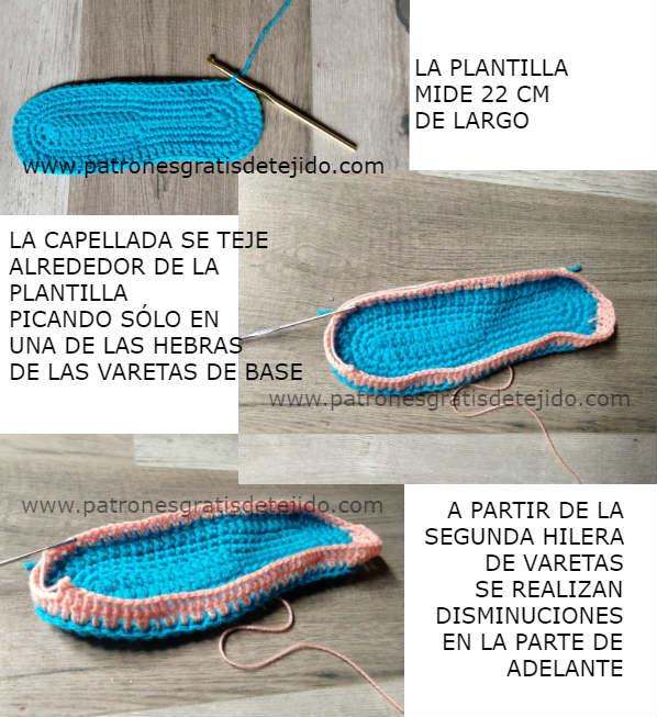 como-tejer-zapatillas-crochet