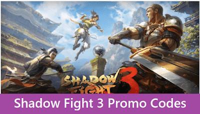 Shadow Fight 3 Promo & Hack Codes 2021