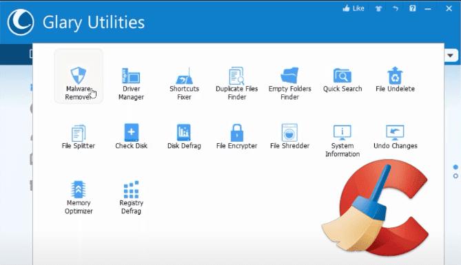 تنظيف جهاز الكمبيوتر  ويندوز 7 / 8 / 10 run من الملفات الزائدة /  من الفيروسات بدون برامج