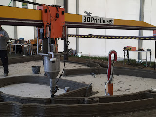 Construction By 3D Printing