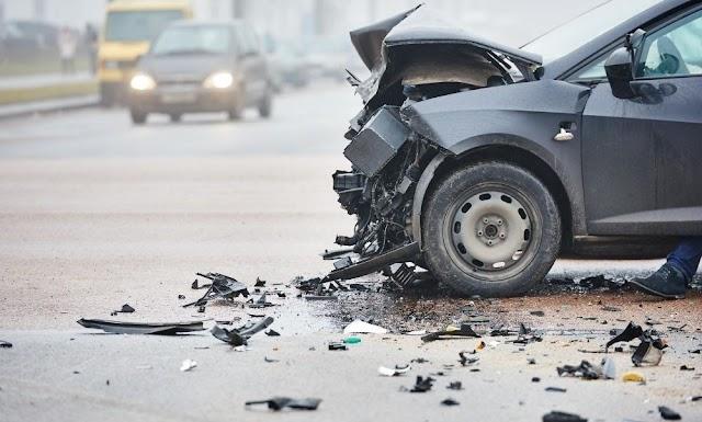 Összeütközött két autó az M5-ös autópályán Gyálnál