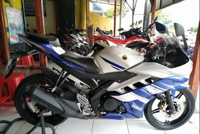 Yamaha R15 V2 Bekas, Tahun 2014