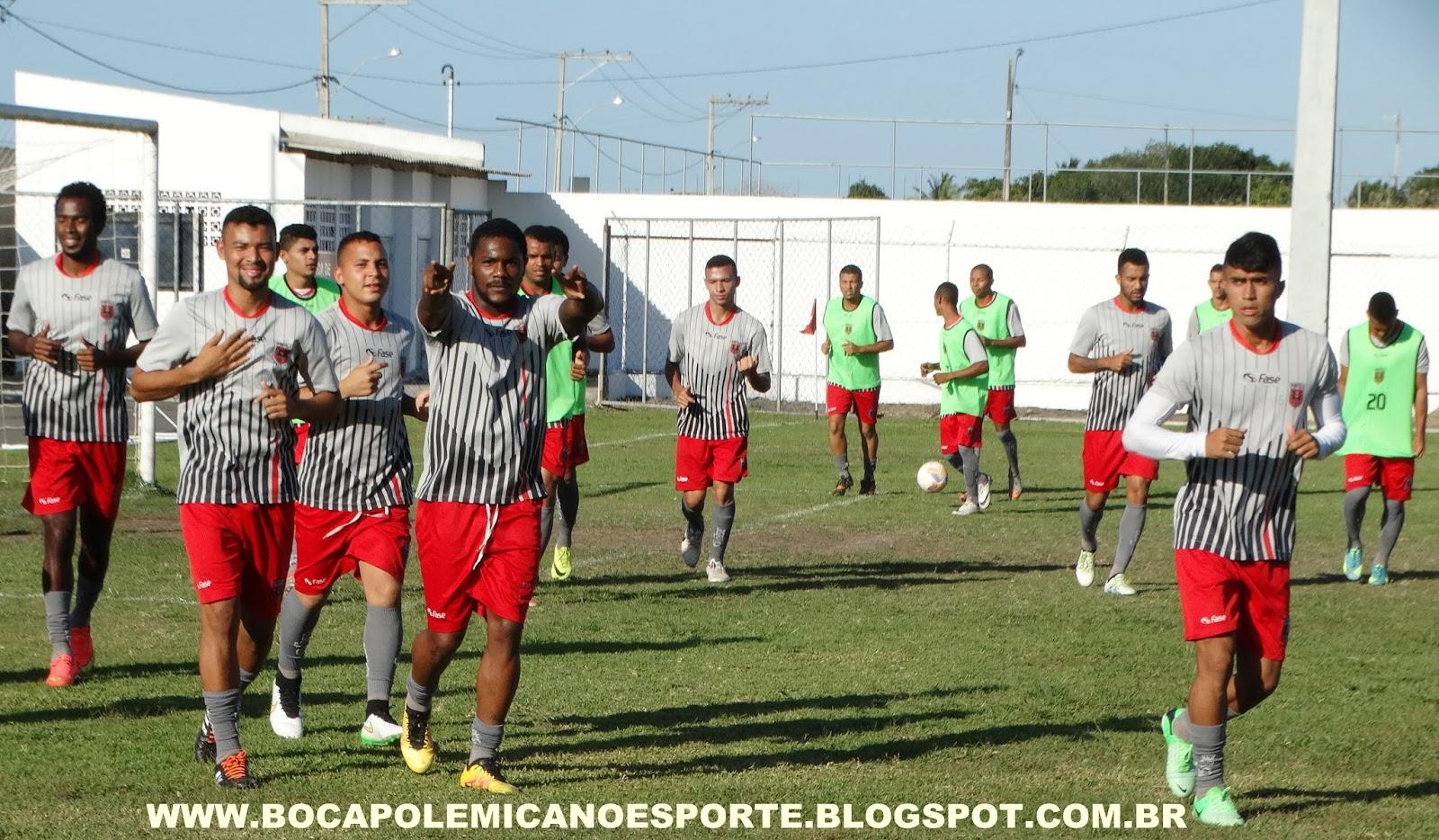 0f6913c654 Teixeira de Freitas se prepara forte visando o jogo do próximo domingo 25