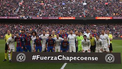 Empate a uno entre el FCBarcelona - Real Madrid