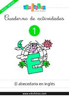 Cuadernillo en PDF del abecedario para aprender inglés