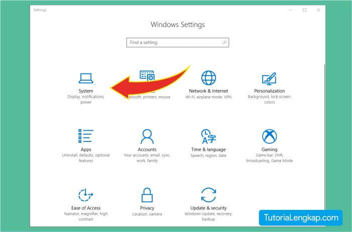 Cara baru merubah nama komputer windows 10 dengan mudah