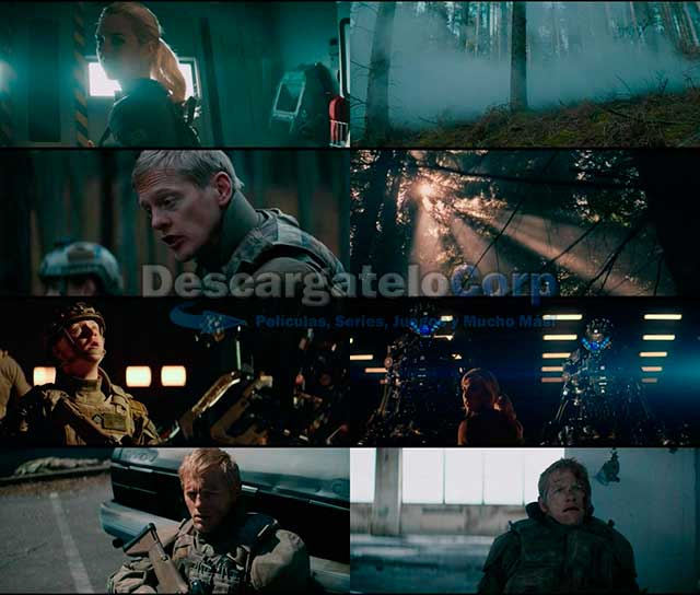 Kill Command DVDRip Español Latino