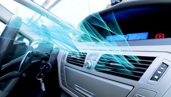 Nguyên tắc vàng khi sử dụng điều hòa ô tô trong mùa hè