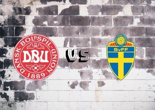 Dinamarca vs Suecia  Resumen