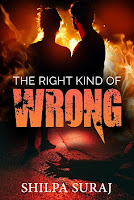 Cover Reveal: The Right Kind of Wrong - Shilpa Suraj
