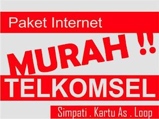 Cara Daftar Paket Internet Telkomsel 4G Murah Update Terbaru