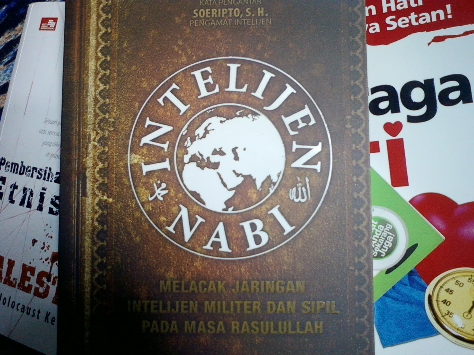 Photo of Download Ebook Intelijen Nabi: Melacak Jaringan Intelijen Militer dan Sipil pada Masa Rasulullah – Fauzun Jamal