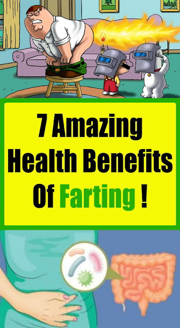 7 Unexpected Health Benefits Of Farting