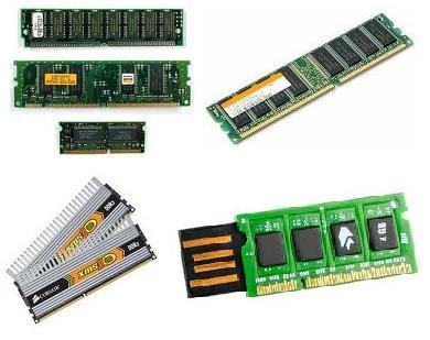 Random Access Memory, Main Memory