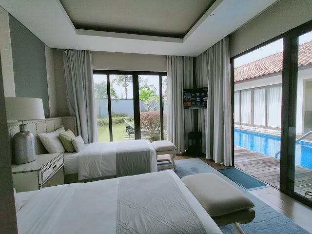 Kamar anak holiday villa