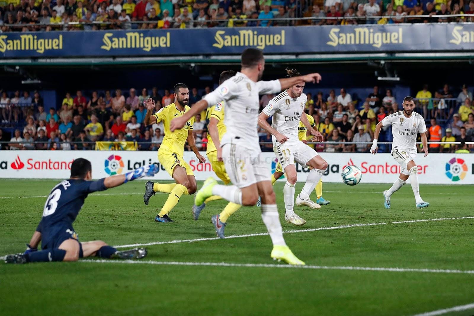 ريال مدريد يواصل مسلسل نزيف اهدار النقاط في الليجا الإسبانية