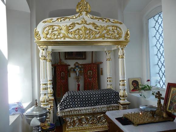 Китайгород. Храмовый комплекс. Свято-Успенская церковь 1756 г.