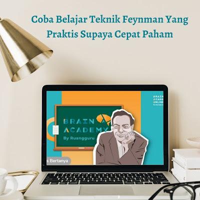 Belajar Teknik Feynman