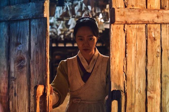First Impressions kdrama Kingdom Bae Doo Na