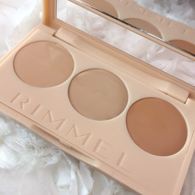New Rimmel #Insta Makeup Collection Conceal & Contour Palette Light