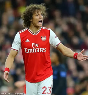 David Luiz reveals Chelsea staff BEGGED him to return days after Arsenal move