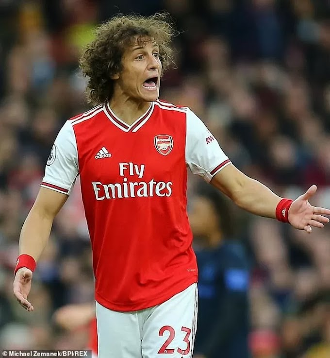 David Luiz reveals Chelsea staff BEGGED him to return days after Arsenal move