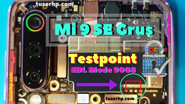 By Photo Congress || Xiaomi Mi 9 Se Test Point