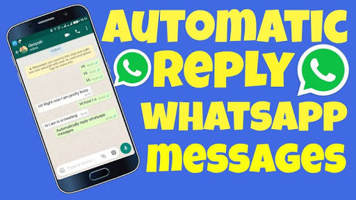 How To Send Automatic reply to Whatsapp Massages (Without Root)