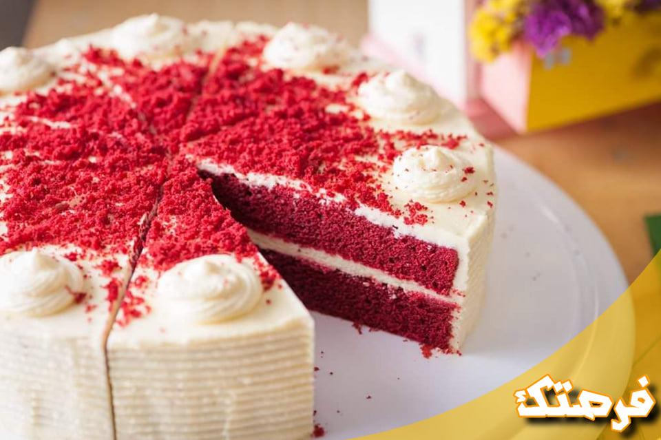 اطعم كيكة ريد فيلفيت....Red Velvet