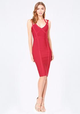Catalogo de Vestidos de Noche Rojos