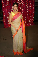 Anu Emanuel Looks Super Cute in Saree ~  Exclusive Pics 039.JPG